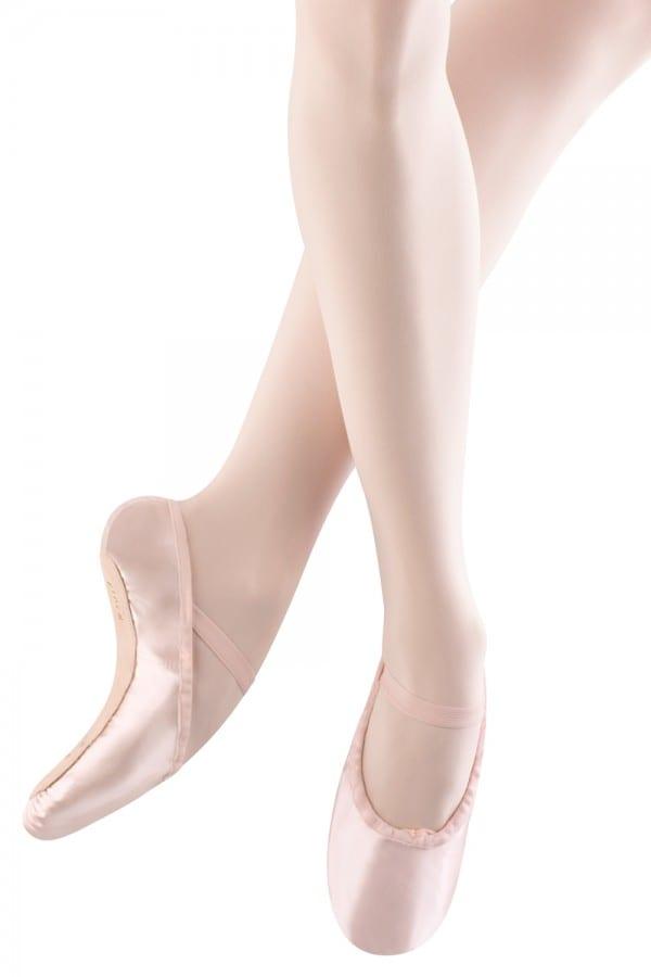 balletschoenen satijn