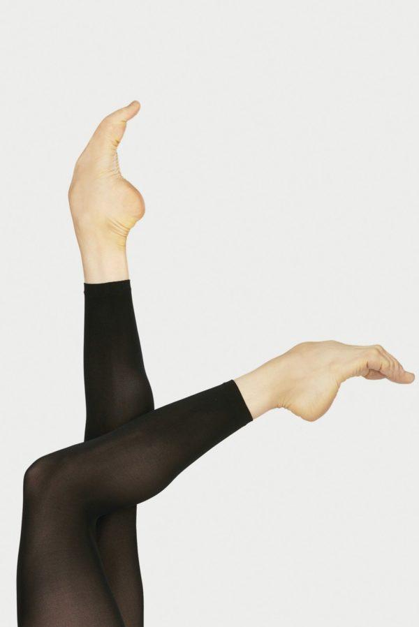 balletpanty zonder voet
