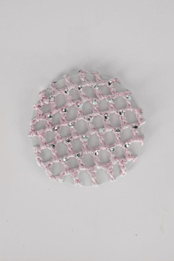 haarnetje met parels