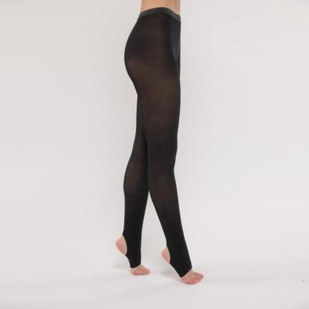 Balletpanty met stirrup