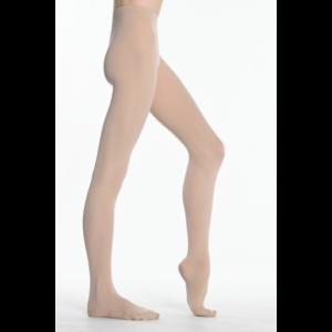 balletpanty met voet