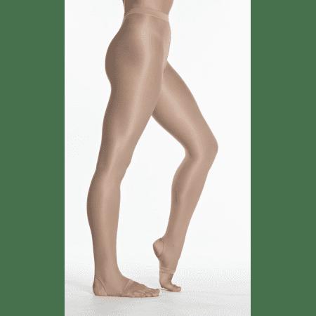 shimmery tights stirrup